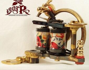 Handmade Tattoo Machine Shader