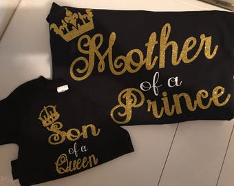 Mother of a Prince Shirt