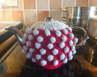 Tea cosy(4 cup teapot)