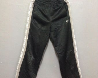 Rare!! Vintage Fred Perry Track Pants Small Size
