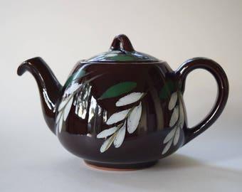 Royal Canadian Art Pottery Vintage Teapot