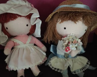 Dolls by Joan Walsh Anglund(two)