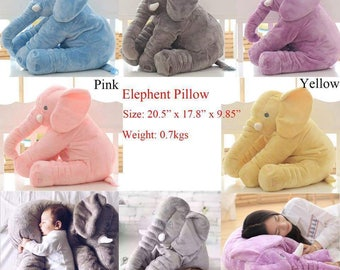 Big Stuffed Elephants
