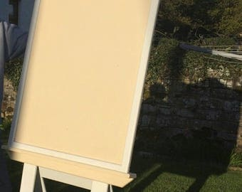 Gorgeous large wedding easel