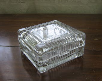 2-Piece Square Glass Dishes