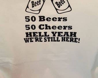 Happy 50th Tshirts