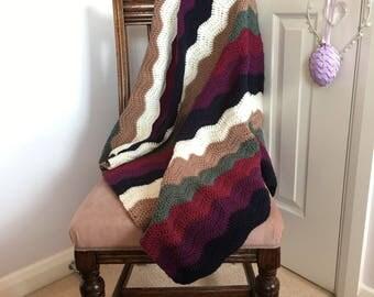 Elinor - Handmade Crochet Blanket