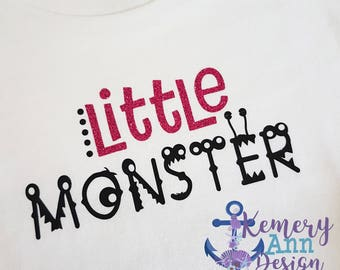 Little Monster Shirt, Help I've Created Monsters, Monster Family Shirts, I've Created Monsters Shirt, Matching Monster Shirt, Little Monster