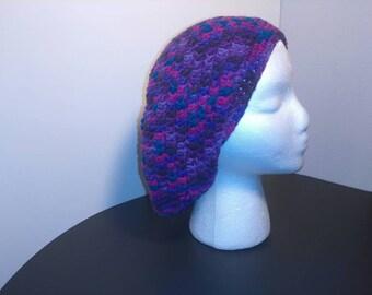 Crochet Rastafarian Slouchy
