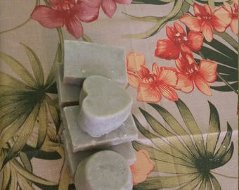 lavender bentonite clay soap