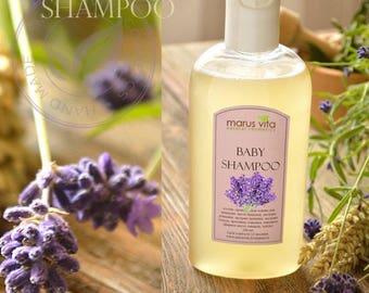 Organic Baby shampoo. Plus A Gift. Natural baby shampoo. Organic baby bath.