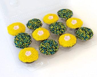 Yellow Funfetti Package