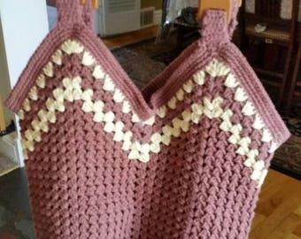 Handmade Multi purpose Hand and shoulder bag