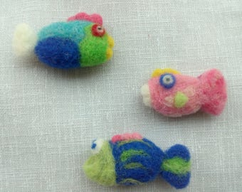 Minnows magnets