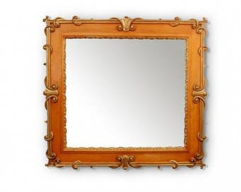 Antique Mirror (As It Stands)