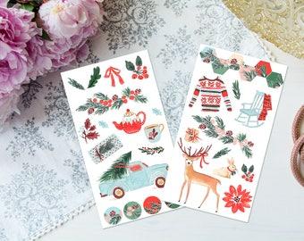 Christmas Arrangements - Set