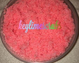 Pomegranate Soft Sugar Scrub