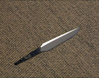 Handmade knife blade - model 125