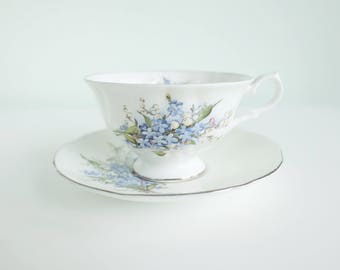 Springfield Set // Tea Cup // Made in England