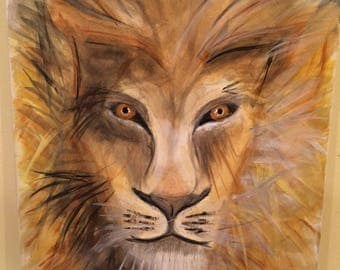 The Fearless Lion