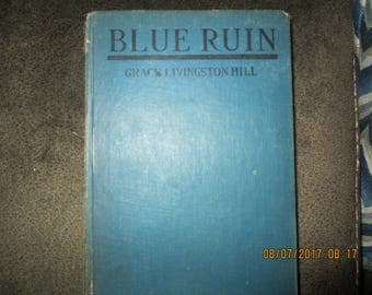 Blue Ruin Grace Hill 1928 HC