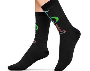 Gay Vulcan Socks