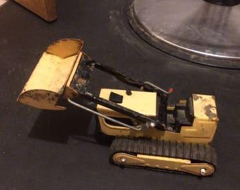 Old school tonka tractor