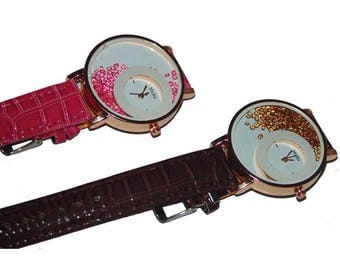 Women's Swarovski Crystal Embelished Quartz Wrist Watch