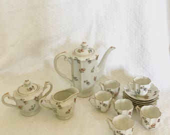 Vintage Occupied Japan Teaset