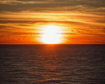 Sunset on Grand Manan Island