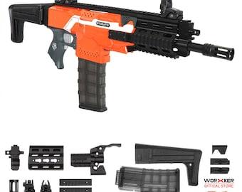 Worker MOD F10555 XCR-L Imitation Kit 3D Printing Combo for Nerf STRYFE N514