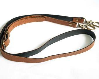 1CM Tan Color PVC Straps for Replace Old Strap for Purse, Handbag