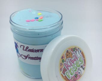 Unicorn Frosting // Butter Slime // LIMITED EDITION // Scented!!