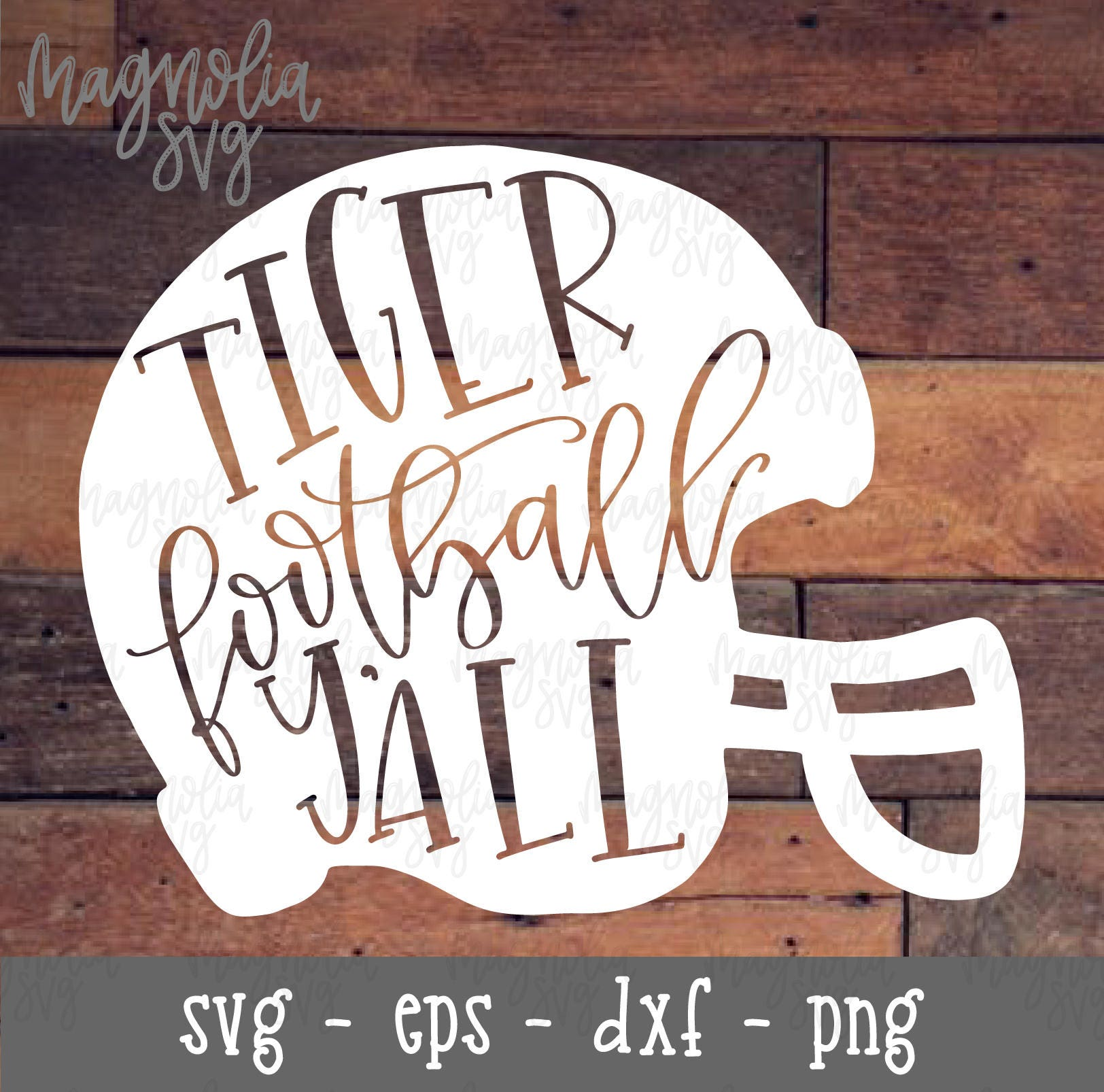Football Helmet Svg Football Svg Tiger Football Y All