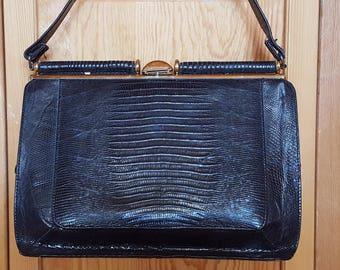 Madmen Style Vintage Handbag