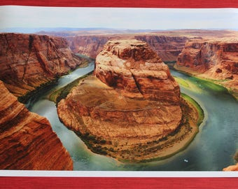 A beautiful picture of the Grand Canyon.