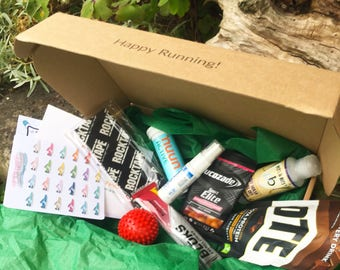 Pacebox - The monthly subscription box for runners!  9 month subscription