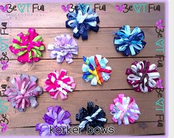 Korker Bows