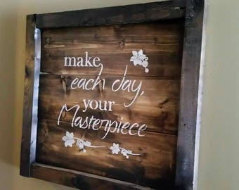 Make Each Day