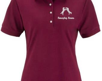 Horseplay Heroes Polo Shirt