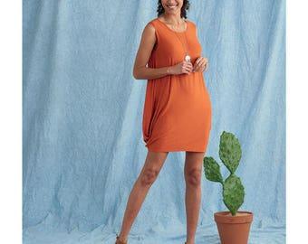 Misses' knit dress