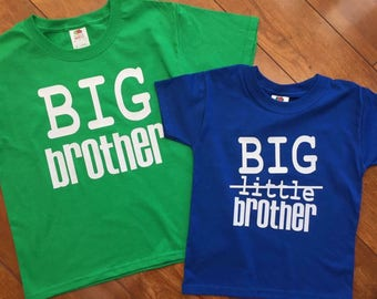 Big Brothers Tee Shirts