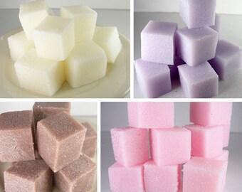 Sugar Scrub Cubes