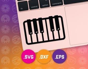piano keys svg, piano keys dxf, piano keys cut, piano keys eps, piano keys vector, piano svg, piano dxf, piano cut file, piano vector