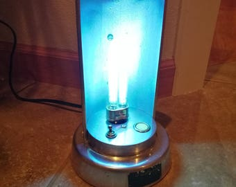 Vintage Whittaker Ultra Violet Specialty Germicidal & Therapeutic Lamp *Working*