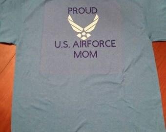 Proud U.S. Air Force Mom