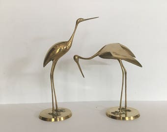 Vintage copper faucet bird years 60