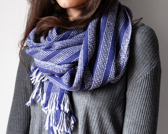 Scarf / shawl Peruvian Alpaca silk