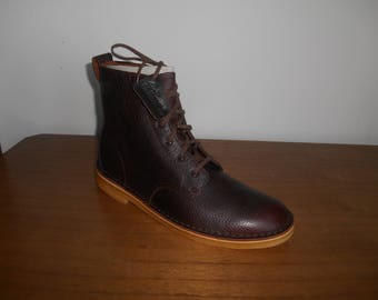 Clarks Originals Desert Mali (Rust Brown) Sz 10M