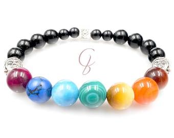 Zen bracelet 7 chakras Buddha